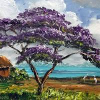 Jacaranda gallery