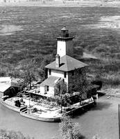 Saginaw River Rear Range Lighthouse