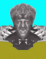 Lon Chaney Jr, alias in The Wolf Man