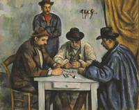 Paul Cézanne - The Card Players