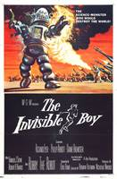 The Invisible Boy Movie Poster
