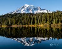 Rainier Reflection