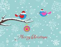 merry christmas card 6