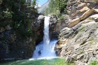 Montana Waterfall by Carol Groenen