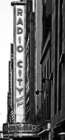 Radio City Music Hall BW 2