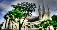 Urban Singapore- St. Andrews Catheral