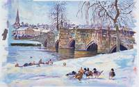 Bakewell Bridge, 1998