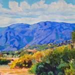 Las Virgenes Canyon Malibu California by RD Riccoboni