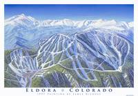 Eldora Ski Resort, Colorado