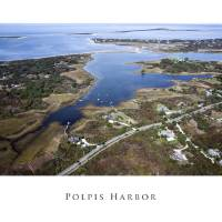 Polpis Harbor by George Riethof