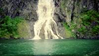 Norwegian Waterfall 2