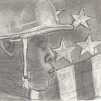 African American Soldier Art Prints & Posters by Irene Konig