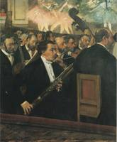 The Orchestra of the Opéra (c. 1868–1869)
