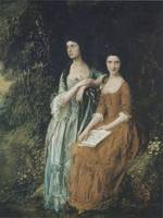The Linley Sisters (c. 1772)