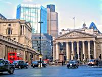 London - Bank of England