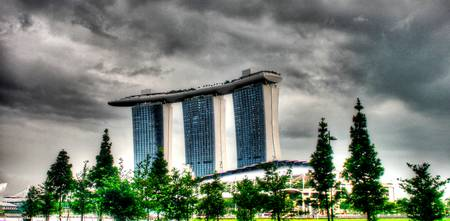Fantastic City Singapore - Marina Bay Sands