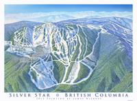 Silver Star Ski Resort, British Columbia
