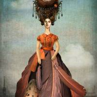 """""""Portrait 09"""" by Catrin-Stein"""
