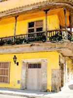 Cartagena Balcony