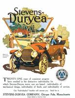 Vintage Classic Automotive Poster #13