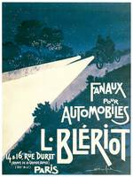 Vintage Classic Automotive Poster #35
