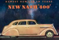 Vintage Classic Automotive Poster #40