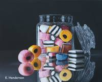 Licorice Allsorts by K Henderson