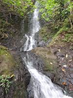 old pali waterfall