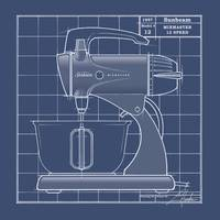 MixMaster blueprint