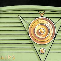 Phillips Radio- green
