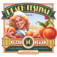 PeachFest Art Prints & Posters by Larry Hunter