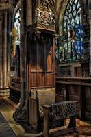 St giles Cathedral: Edinburgh, Scotland