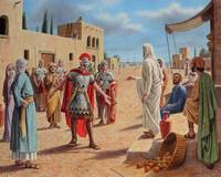 The Centurian's Great Faith