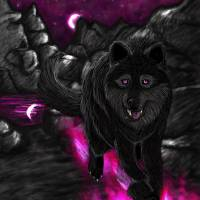 firewolfie Art Prints & Posters by Kayla Ashcroft