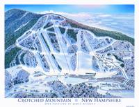 Crotched Mountain, New Hampshire
