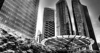 Urban Landscape Singapore Photography 2013, BW