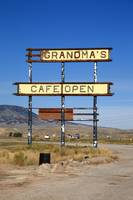 Rawlins, Wyoming - Grandma's Cafe