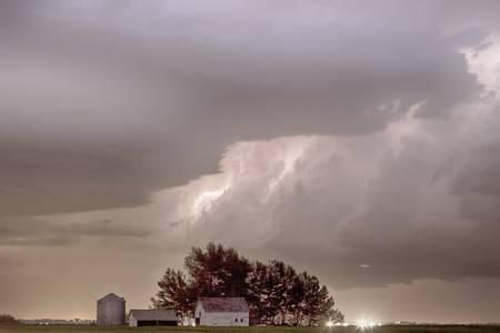 Colorado Farm Country Storm