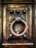 Renaissance Door Knocker