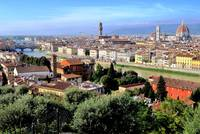 Florence - from Piazzale Michelangelo 3