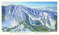 Dodge Ridge ski resort, California
