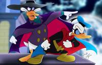 DARKWING DUCK and PAPIRINIK 11X17