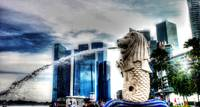 Cityscape 2013 - Merlion Singapore