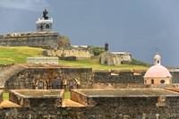 Walls and Chapel of Fort El Morro