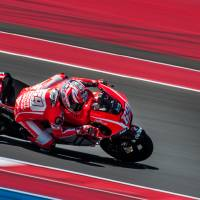 """Nicky Hayden, Ducati"" by dawilson"