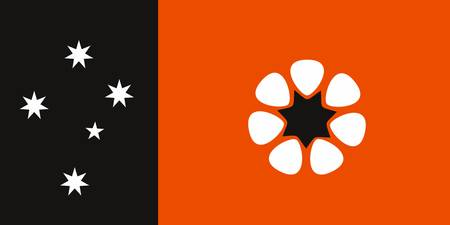 Australia northern territory flag