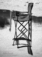 P13-14RA-Beach Chair In Water