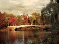 Autumn at Bow Bridge