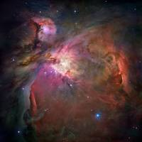 Orion Nebula Maximum Resolution