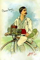 Thomas Stevens Around The World On A Bicycle